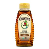 Chantico Org Raw Agave 333g