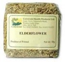 Cotswold Health Products Elderflower Tea 50g