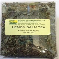 Cotswold Health Products Lemon Balm Tea 50g