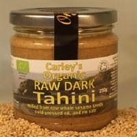 Carley's Org Raw Dark Tahini 250g