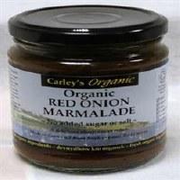 Carley's Org Red Onion Marmalade 1x300g