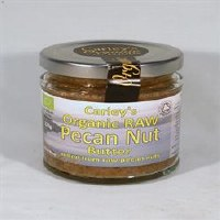 Carley's Org Raw Pecan Butter 170g