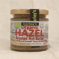 Carley's Org Hazelnut Butter 170g