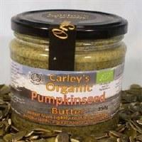 Carley's Org Pumpkin Seed Butter 250g