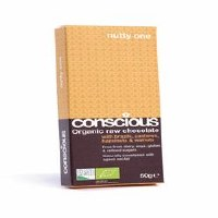 Conscious Chocolate Four Nuts Choc Bar 60g