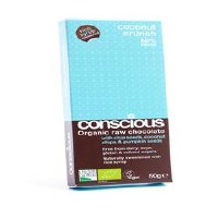 Conscious Chocolate Chia & Coconut 60g