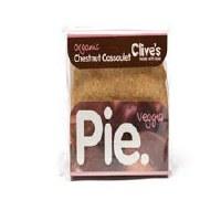 Clives Chestnut Bean Pie 235g