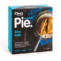 Clives Gluten Free Aloo Gobi Pie 235g