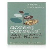 Dorset Cereal Tasty Toasted Spelt Flakes 570g