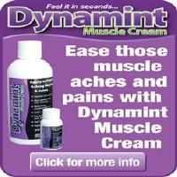 Dynamint Dynamint Muscle cream 120ml