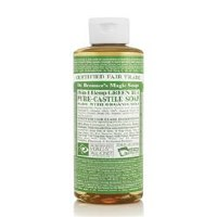 Dr Bronner Org Green Tea Castile Liq Soap 237ml