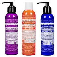 Dr Bronner Organic Hair Cream Peppermint 178ml
