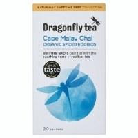 Dragonfly Tea Cape Malay Rooibos Tea 20 sachet