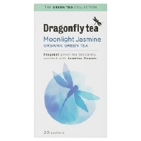 Dragonfly Tea Moonlight Jasmine Green Tea 20 sachet