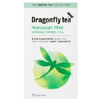 Dragonfly Tea Moroccan Mint Green Tea 20 sachet