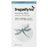 Dragonfly Tea Swirling Mist White Tea 20 sachet