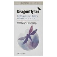 Dragonfly Tea Organic Classic Earl Grey 20 sachet