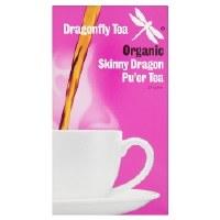 Dragonfly Tea Good Dragon Pu'er Tea 20 sachet