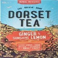 Dorset Tea Ginger & Sunshine Tea 20bag