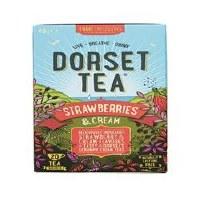 Dorset Tea Strawberries & Cream Tea 20bag