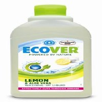 Ecover Washing Up Liquid Lemon/Aloe V 450ml