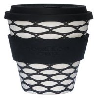 Ecoffee Cup Basket Reusable Coffee Cup 400ml