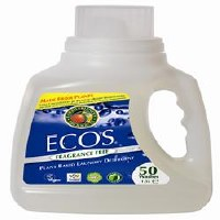 Earth Friendly Products ECOS Lndry Liquid Frag Free NULL