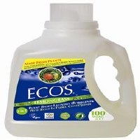 Earth Friendly Products ECOS Laundry Liquid Lemongrass 3000ml