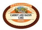 Everfresh Natural Foods Org SproutedCarrot Raisin Cake 350g