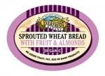Everfresh Natural Foods Org Sprout Fruit & Almon Bread 400g