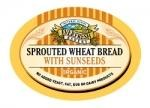 Everfresh Natural Foods Org Sprout Sunseed Bread 400g