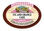 sunnyvale Org Sprouted Fig & Orange Cake 350g
