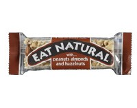 Eat Natural Peanut Almond & Hazelnut Bar 45gg