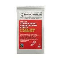 Equal Exchange Org Italian R&G Coffee 227g