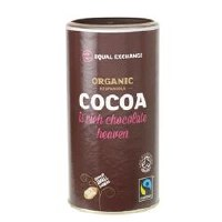 Equal Exchange Org F/T Cocoa Powder 250g
