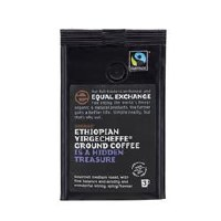 Equal Exchange Org Ethiopian R&G Coffee 227g