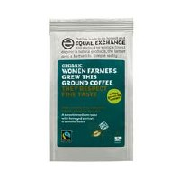 Equal Exchange Org Grown By Women R&G Coffee 227g