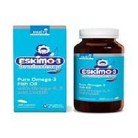 Eskimo Eskimo-3 Brainsharp 120 capsule
