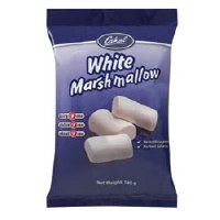 Eskal White Marshmallows G/F 150g