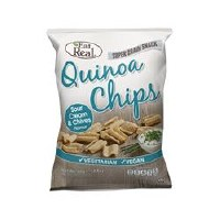 Eat Real  Quinoa Sour Cream Chive Chips 30g