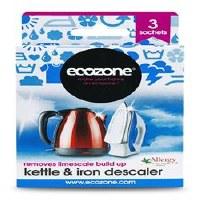 Ecozone Kettle & Iron Descaler 60g
