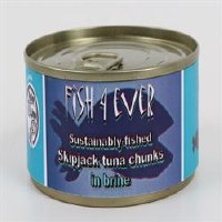 Fish4Ever Skipjack Tuna Chunks in Brine 160g