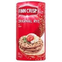 Finn Crisp Orig Rye Crispbread 250g