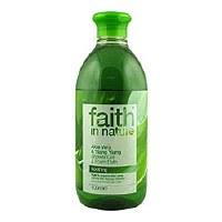 Faith in Nature Aloe Vera Foam Shower Gel 400ml