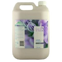 Faith in Nature Lavender & Geraniu Condit BULK 5l