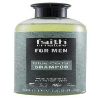 Faith in Nature Blue Cedar Shampoo 400ml