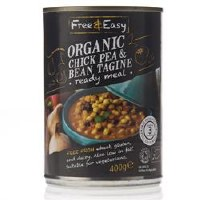 Free Natural Chickpea & Bean Tagine 400g