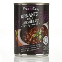 Free Natural Organic Bean Cassoulet 400g