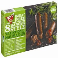 Frys Traditional Veg Sausages 380g
