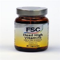 FSC Head High Vitamins 60vegicaps